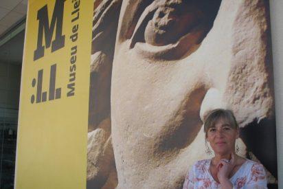 La directora del Museo de Lleida defiende la legitimidad de la colección