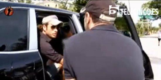 'Sálvame': Víctor Sandoval a punto de ingresar en un psiquiátrico tras la intervención televisiva de su marido