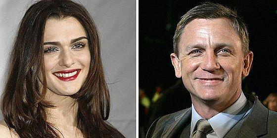 Daniel Craig, el 'Agente 007', se casa en secreto con Rachel Weisz
