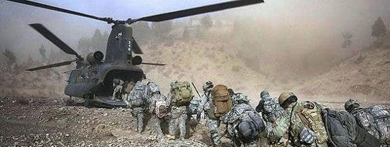Obama retirará de Afganistán un tercio de las tropas de EEUU antes de que acabe 2012