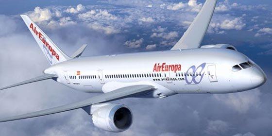 Air Europa volará a México a partir del 1 de julio