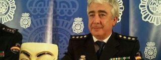 """La Policía se 'rinde' y admite que Anonymous es """"incontrolable"""""""