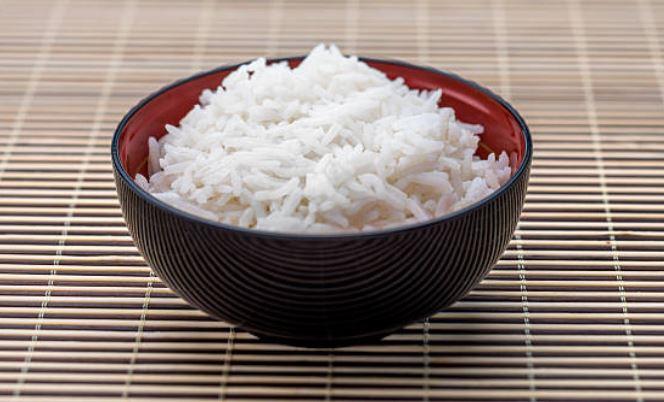 arroz hervido