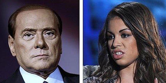 Las fiestas de Berlusconi incluían un sistema para reclutar prostitutas
