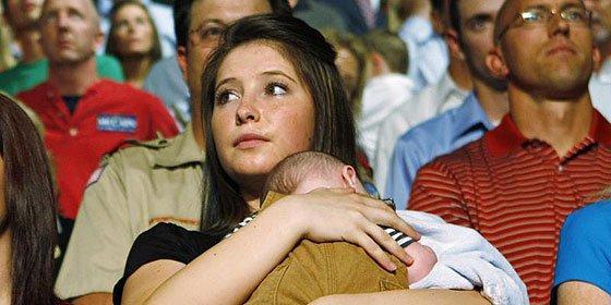 La hija de Sarah Palin estaba borracha cuando tuvo sexo con su novio