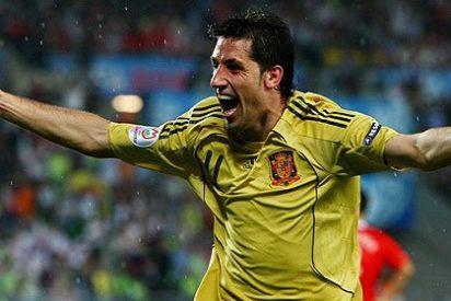 Capdevila marcó un gol de rabona y desde más de 30 metros en Elche