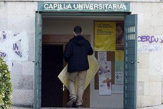 """El rector de la Complutense propone """"un debate con sosiego"""" sobre las capillas"""