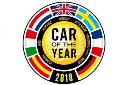 Los 7 finalistas del Car of the Year 2018