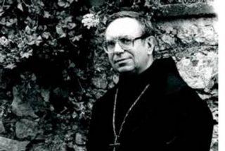 Montserrat rinde homenaje a Cassià M. Just, que fue su abad durante 23 años