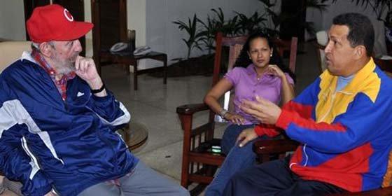 La televisión cubana ofrecerá hoy más detalles del encuentro entre Chávez y Castro