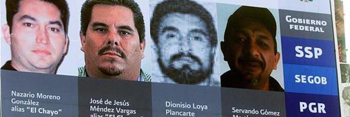 La Policía mexicana detiene a 'El Chango', líder de La Familia Michoacana