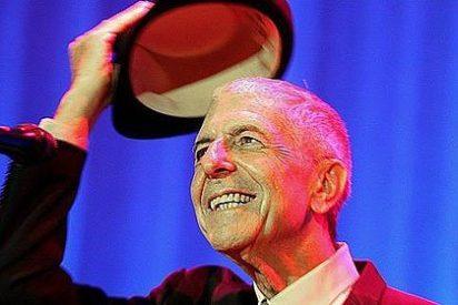Leonard Cohen, 76 años, Príncipe de Asturias de las Letras 2011