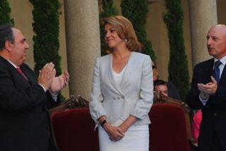 """Cospedal da los nombres de los consejeros que llevarán a cabo el """"gran cambio"""" en Castilla-La Mancha"""
