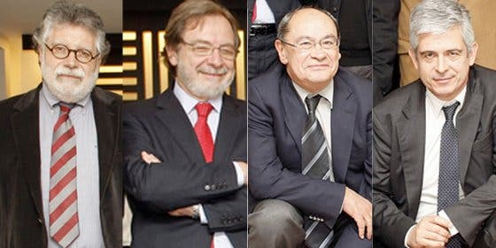 Cebrián, Moreno, Estefanía y Ceberio se lanzan enfurecidos contra los redactores que se niegan a firmar en El País