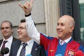 Durán i Lleida (CiU) se encara e insulta a un grupo de radicales del Real Madrid