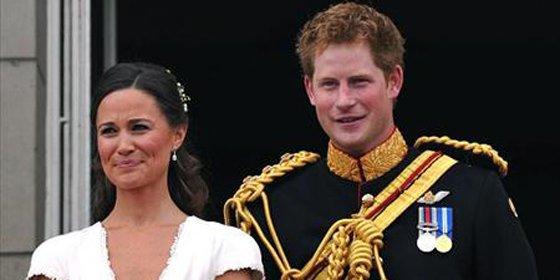 """El Príncipe Enrique: """"No estoy saliendo con Pippa Middleton. Estoy soltero 100%"""""""