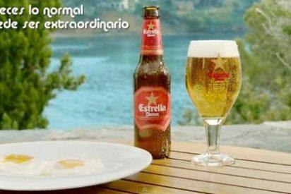 La mejor crítica del anuncio de la cerveza Estrella Damm sobre un aprendiz en El Bulli: Estrella... te