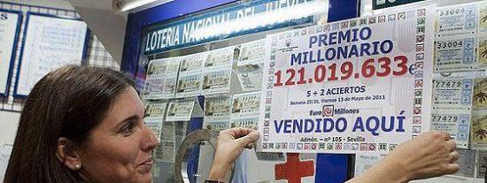91 millones de euros es el bote de EuroMillones para el viernes 17