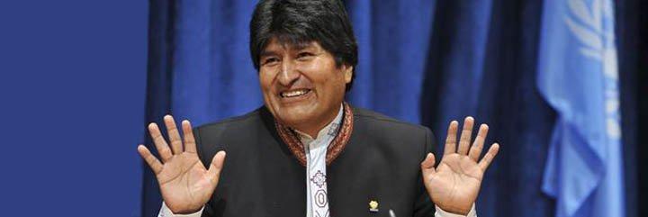 """Las """"Evadas"""", 100 frases 'célebres' de Evo Morales para la historia"""