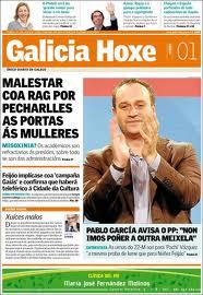 Cierra el único diario en gallego, Galicia Hoxe, tras retirarle subvenciones por 600.000 euros