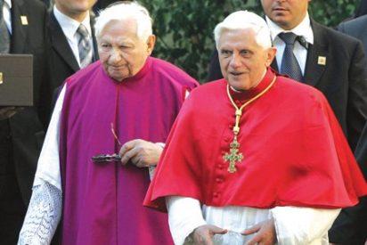 El ejemplo sacerdotal del Papa