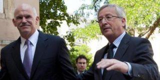 La Unión Europea y el FMI salvan a Grecia de la quiebra con otro plan de rescate