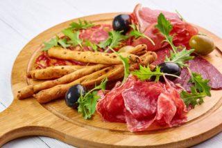 Grissini italianos: dos recetas