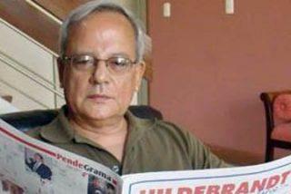 """César Hildebrandt: """"Alan García es un ejemplo de corrupción ostentosa"""""""