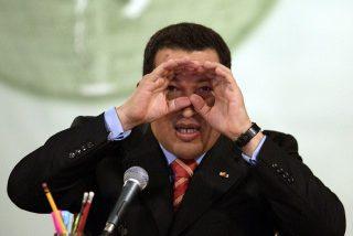 "Hugo Chávez: ""Temblad españoles, os vamos a meter un saco de goles"""