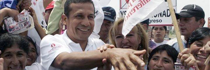 Ollanta Humala dice que su gobierno no será igual al de Chávez