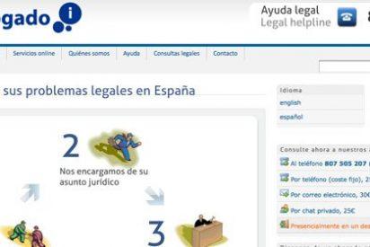 Desatino autonómico: La Consejería de Salud andaluza multa a un abogado de Madrid por las condiciones legales de su web