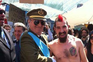 'Indignados' en la Puerta del Sol: Chinches, drogas... y sexo en vivo