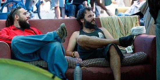 Los indignados de Sol 'estudian' levantar su campamento el 12 de junio