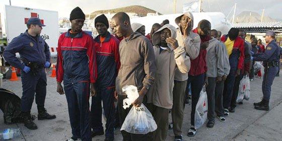 Gobierno destaca la colaboración de Marruecos para frenar inmigración en la frontera