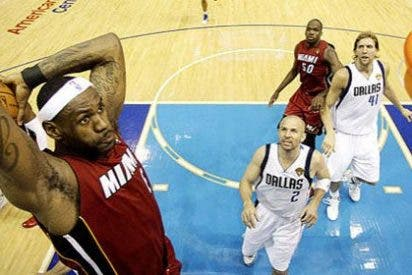 Miami Heat gana a domicilio a Dallas Mavericks y recupera el factor cancha