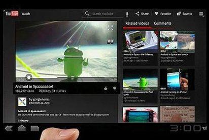LG Electronics lanza Optimus Pad, el primer tablet 3D del mundo