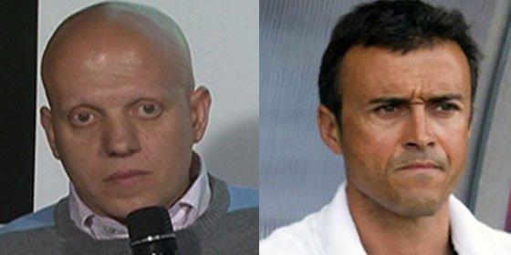 Luis Enrique quiere junto a él a Marcos López (laSexta y Marca) en la Roma