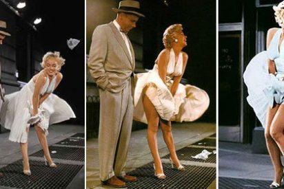 Marilyn Monroe y otras estrellas que triunfaron contra todo pronóstico y por casualidad