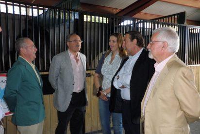 Lago visita el Mercado Nacional de Ganados para estudiar sus posibilidades de desarrollo