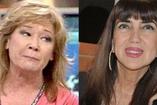 """Mila Ximénez, despiadada contra la sustituta de Karmele en 'Sálvame': """"Eres mala y tonta"""""""