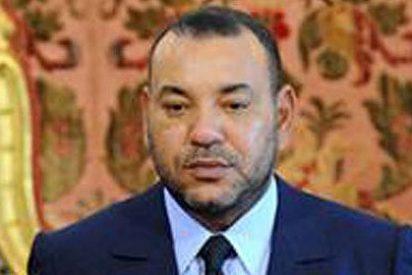 """Mohamed VI de Marruecos ya no es """"sagrado"""" sino """"inviolable"""""""