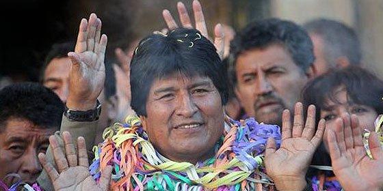 """Evo Morales: """"La culpa de la violencia y los divorcios es de los culebrones"""""""