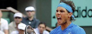 """Frederic Hermel: """"No pitan a Nadal, van con Federer y pueden hacer lo que les dé la gana"""""""