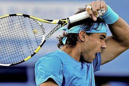 Nadal se adapta a la hierba y está ya en tercera ronda de Queens