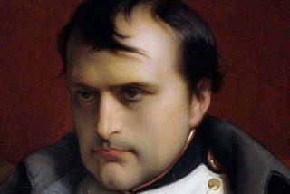 Napoleón Bonaparte estudió inglés en su exilio de la isla de Santa Elena