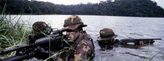 Video: Así entrenan los Navy Seals, el cuerpo de élite que acabó con Bin Laden