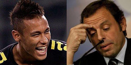 Neymar lo tiene claro: no quiere saber nada del Barça