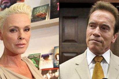 Brigitte Nielsen también fue amante de Arnold Schwarzenegger