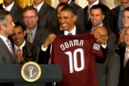 Obama se rinde ante Messi