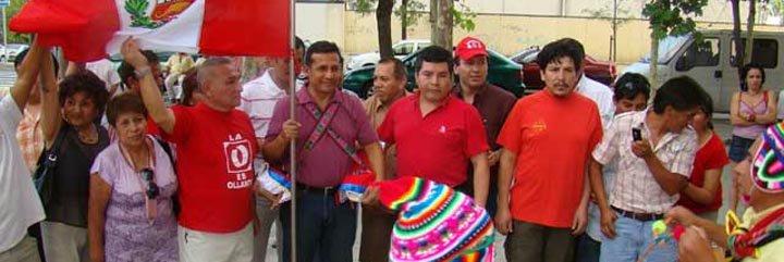 Ollanta Humala pide calma al país ante el desplome de la Bolsa